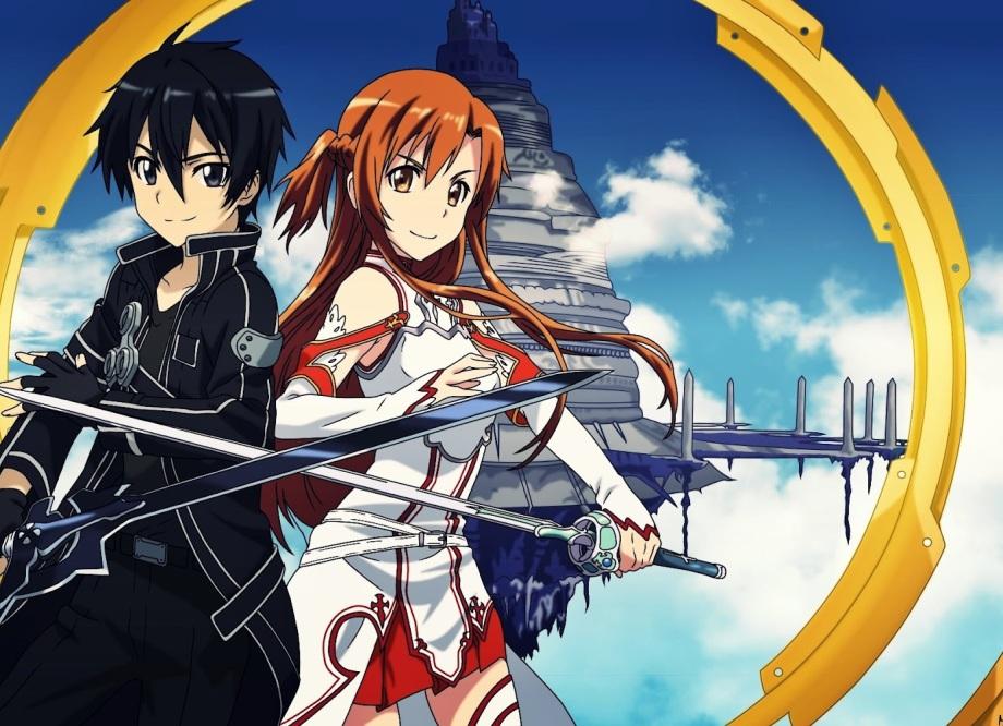 Sword Art Online Vs Log Horizon The Maz