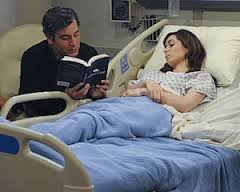 Ted and Tacy in the Hospital