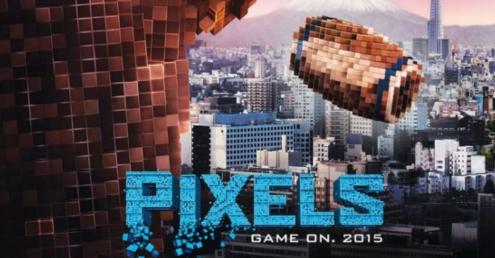 Pixels-Posters